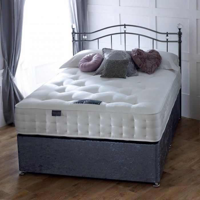 Crystal 4600 Pocket Sprung Divan Set