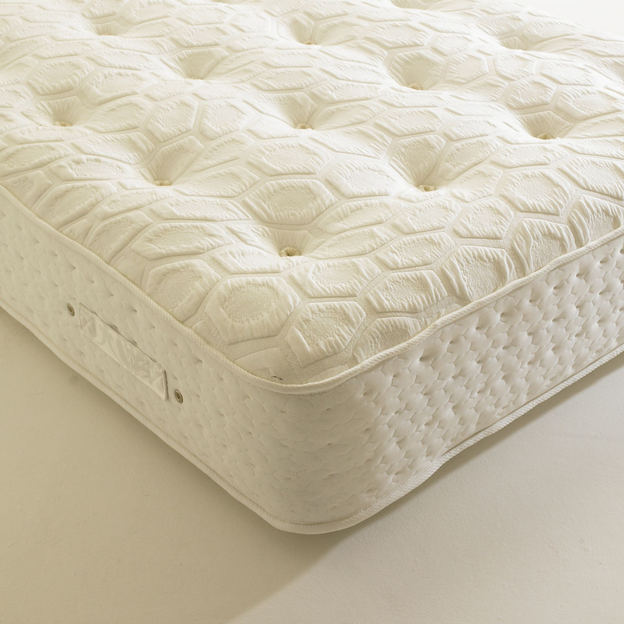 Shire beds eco snug 3000 pocket sprung single 3ft mattress for 3ft single divan bed with mattress