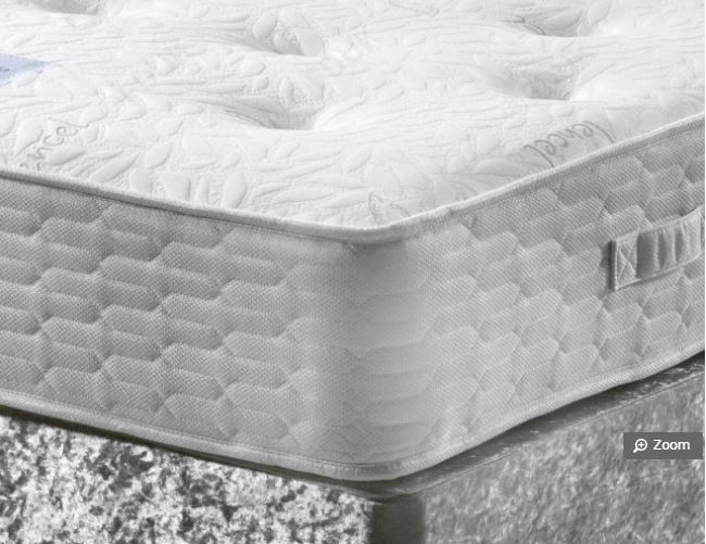 Belgravia Orthopaedic Winter/Summer Side Small Double 4'0 Mattress