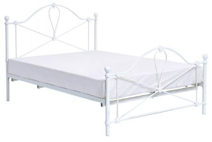 Bronte Metal Bedframe Double 4'6