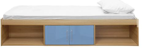Dakota Cabin Bed Blue