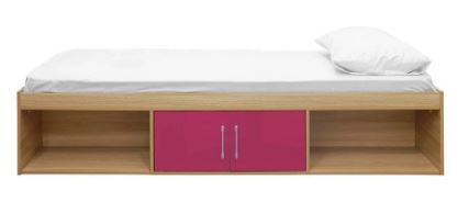 Dakota Cabin Bed Pink