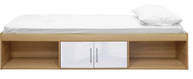 Dakota Cabin Bed White