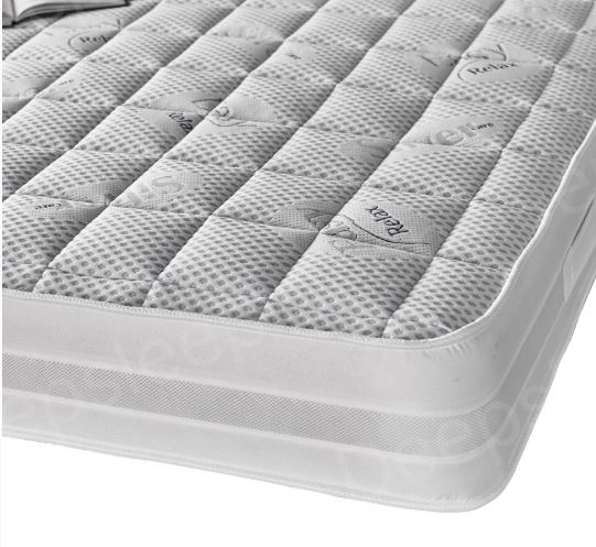 Giltedge Beds Earlshaw Open Coil Small Double 4'0 Mattress