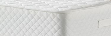 Giltedge Beds Ivory 1000 Pocket Sprung Memory Single 3ft Mattress