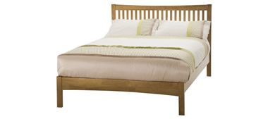 Mya Honey Oak Kingsize 5'0