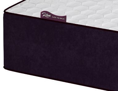 Reve Tanzanite Hybrid Gel Memory Double 4ft6 Mattress