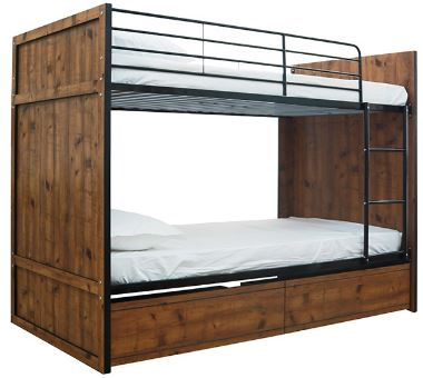 Rocco Vintage Bunk Bed