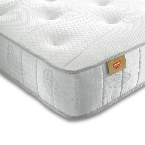 Sareer 1000 pocket Sprung & Memory Foam Superking 6ft Mattress